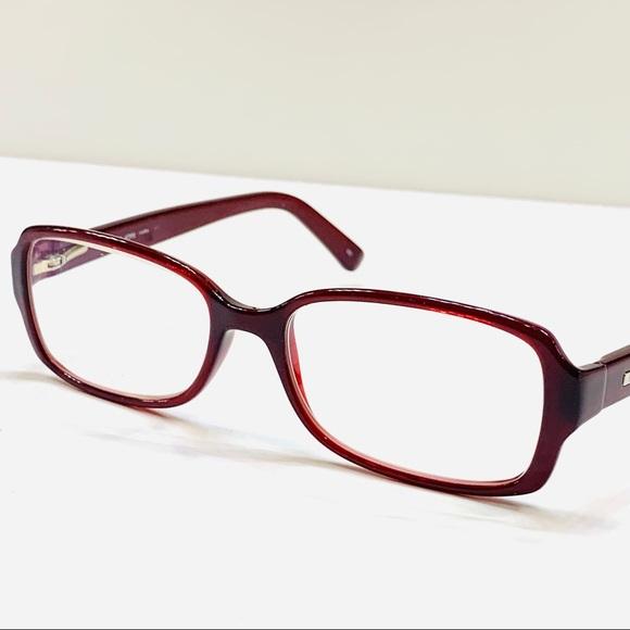 Michael Kors Eyeglasses Frame 52[]16-135 Burgundy